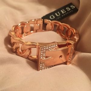Guess Rose Gold Bracelet